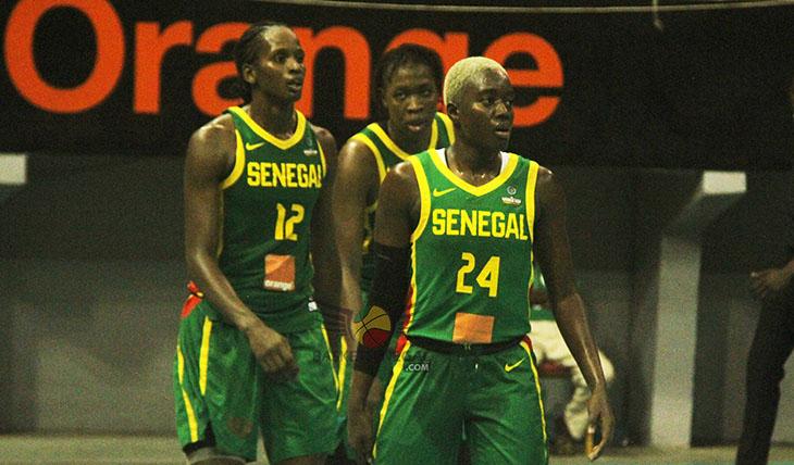 Tournoi De Dakar (2e Journée) : Le Sénégal Bat L'Angola